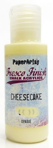 Fresco Finish - Cheesecake